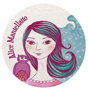 Logo Alice Mantellato